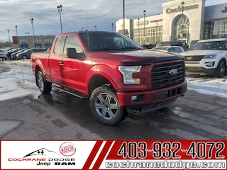 2016 Ford F-150 XLT V8 4X4 Extended Cab! Truck Super Cab
