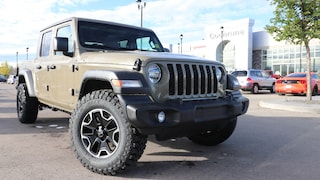 2020 Jeep Gladiator Sport S w/UPGRADED RIMS AND RUBBER! Truck Crew Cab
