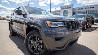 2021 Jeep Grand Cherokee 80th Anniversary - 15% OFF MSRP! 4x4