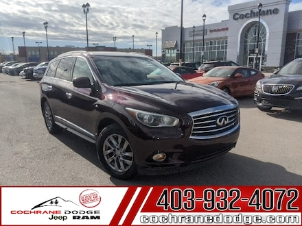 2015 INFINITI QX60 Leather and Sunroof!  SUV