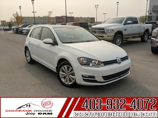 2017 Volkswagen Golf 1.8 TSI Full Leather and Roof! Hatchback