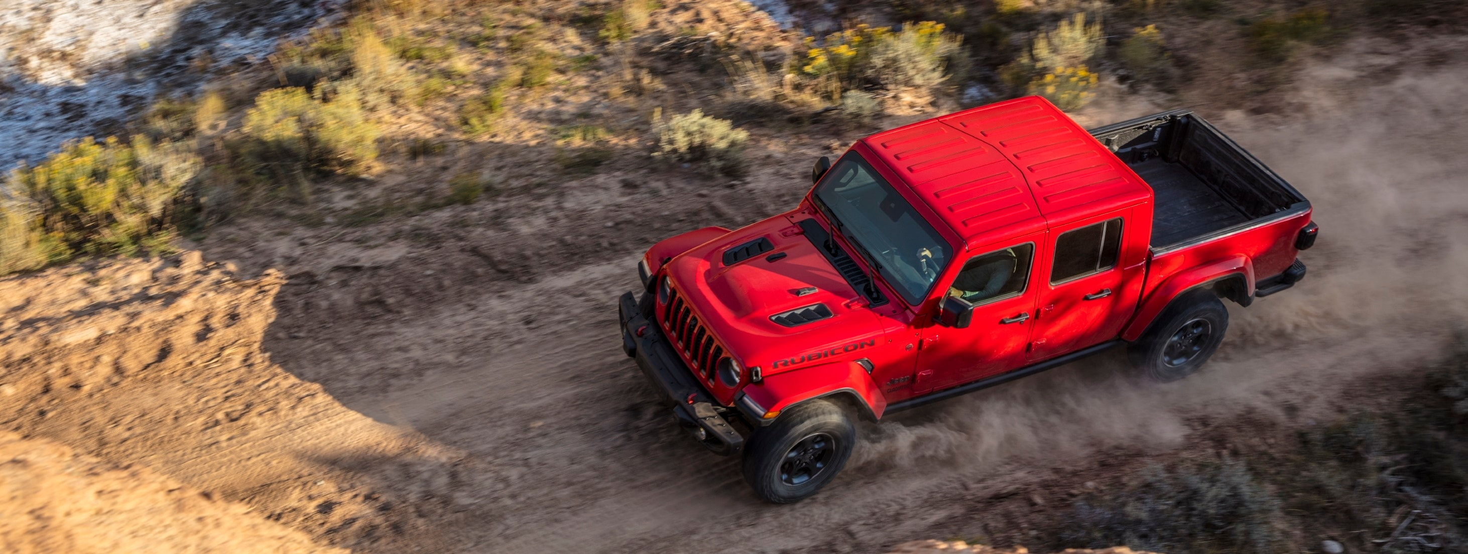 2021 Jeep Gladiator - Off road