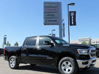 New 2019 Ram All-New 1500 Big Horn Truck Crew Cab 1C6SRFFT7KN522155 for sale in Cold Lake AB