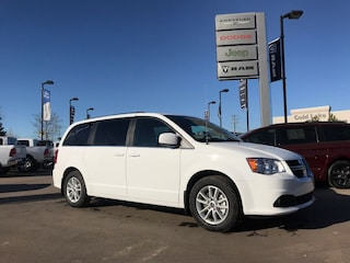 New 2019 Dodge Grand Caravan CVP/SXT Van Passenger Van 2C4RDGBG3KR527053 19-121 for sale in Cold Lake AB