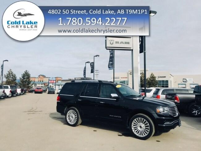 2017 Lincoln Navigator Select SUV