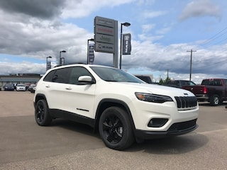 New 2019 Jeep New Cherokee North 4x4 SUV 1C4PJMCXXKD367463 19-174 for sale in Cold Lake AB