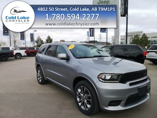 Pre-owned 2019 Dodge Durango GT SUV for sale in Cold Lake AB