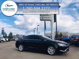 Pre-owned 2015 Chrysler 200 Limited Sedan for sale in Cold Lake AB