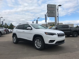 New 2019 Jeep New Cherokee North 4x4 SUV 1C4PJMCX2KD374424 19-182 for sale in Cold Lake AB