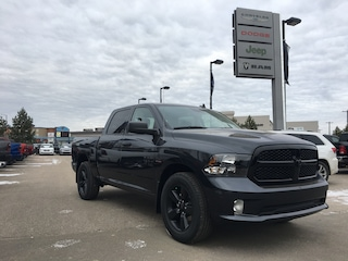 New 2019 Ram 1500 Classic Express Truck Crew Cab 3C6RR7KT4KG679886 N19-148 for sale in Cold Lake AB