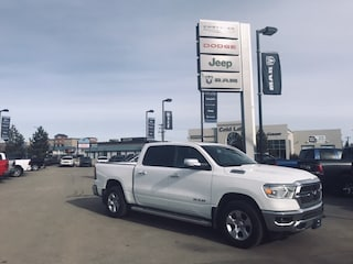 New 2019 Ram All-New 1500 Big Horn Truck Crew Cab 1C6SRFFT5KN569720 19-050 for sale in Cold Lake AB