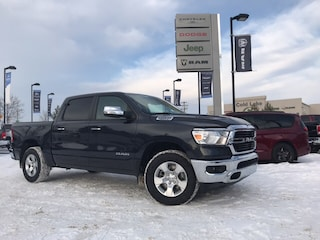 New 2019 Ram All-New 1500 Big Horn Truck Crew Cab 1C6SRFFTXKN552184 19-044 for sale in Cold Lake AB
