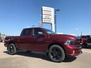 New 2019 Ram 1500 Classic Express Truck Crew Cab 3C6RR7KT0KG617756 N19-102 for sale in Cold Lake AB