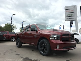 New 2019 Ram 1500 Classic Express Truck Crew Cab 3C6RR7KT1KG644111 N19-114 for sale in Cold Lake AB