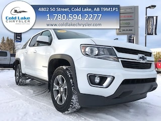 Pre-owned 2016 Chevrolet Colorado Z71 Truck Crew Cab for sale in Cold Lake AB