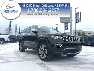 Certified Pre-owned 2018 Jeep Grand Cherokee Limited SUV for sale in Cold Lake AB