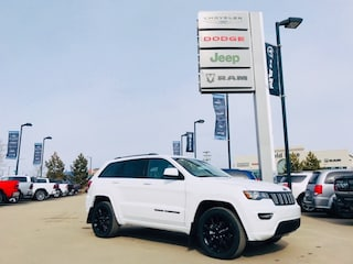 New 2019 Jeep Grand Cherokee Laredo 4x4 SUV 1C4RJFAG4KC727548 N19018 for sale in Cold Lake AB