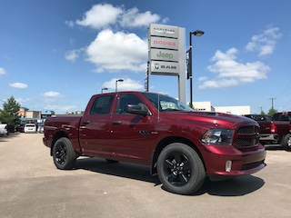 New 2019 Ram 1500 Classic Express Truck Crew Cab 3C6RR7KT2KG617757 N19-103 for sale in Cold Lake AB