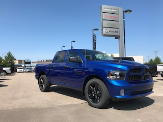 New 2019 Ram 1500 Classic Express Truck Crew Cab 1C6RR7KT8KS679690 N19-100 for sale in Cold Lake AB