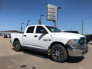 New 2018 Ram 1500 ST Truck Crew Cab 1C6RR7KT3JS301890 18-325 for sale in Cold Lake AB