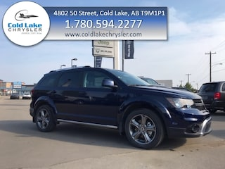 Pre-owned 2018 Dodge Journey Crossroad SUV for sale in Cold Lake AB