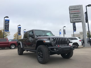New 2020 Jeep Gladiator Rubicon 4x4 Truck Crew Cab 1C6JJTBG4LL144299 N20-010 for sale in Cold Lake AB