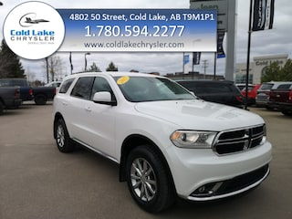 Pre-owned 2017 Dodge Durango SXT SUV for sale in Cold Lake AB