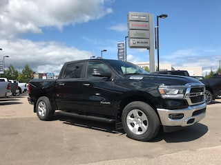 New 2019 Ram All-New 1500 Big Horn Truck Crew Cab 1C6SRFFT4KN520539 19-017 for sale in Cold Lake AB