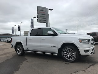 New 2019 Ram All-New 1500 Laramie Truck Crew Cab 1C6SRFJT7KN648488 19-151 for sale in Cold Lake AB