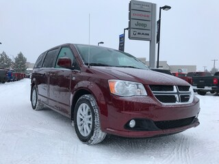New 2019 Dodge Grand Caravan CVP/SXT Van Passenger Van 2C4RDGCG0KR768504 N19-160 for sale in Cold Lake AB