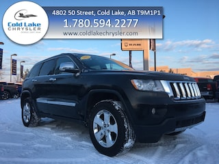 Pre-owned 2012 Jeep Grand Cherokee Overland SUV for sale in Cold Lake AB