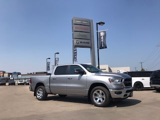 New 2019 Ram All-New 1500 Big Horn Truck Crew Cab 1C6SRFFT5KN570012 19-056 for sale in Cold Lake AB