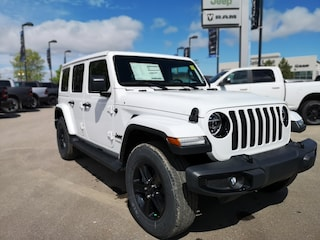 New 2020 Jeep Wrangler Unlimited Sahara SUV 1C4HJXEG5LW233517 N20-028 for sale in Cold Lake AB