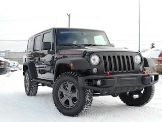 New 2018 Jeep Wrangler JK Unlimited Rubicon SUV 1C4BJWFG6JL846081 18-173 for sale in Cold Lake AB