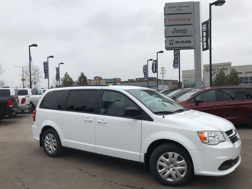 2019 Dodge Grand Caravan CVP/SXT Van Passenger Van