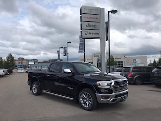 New 2019 Ram All-New 1500 Laramie Truck Crew Cab 1C6SRFRT0KN531730 19-037 for sale in Cold Lake AB