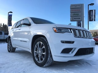 New 2019 Jeep Grand Cherokee Summit 4x4 SUV 1C4RJFJT6KC767658 19-253 for sale in Cold Lake AB