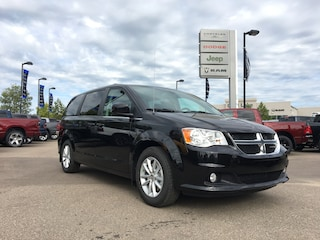 New 2019 Dodge Grand Caravan CVP/SXT Van Passenger Van 2C4RDGBG9KR754425 N19-125 for sale in Cold Lake AB