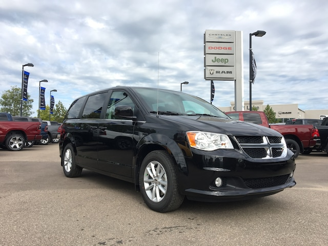 Cold Lake Dodge >> 2019 Dodge Grand Caravan Gt