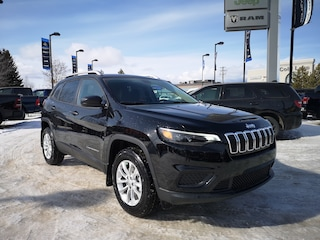 New 2020 Jeep Cherokee Sport SUV 1C4PJMAB2LD598012 N20-041 for sale in Cold Lake AB