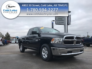 Certified Pre-owned 2017 Ram 1500 Quad 4x4 ST Truck Quad Cab for sale in Cold Lake AB