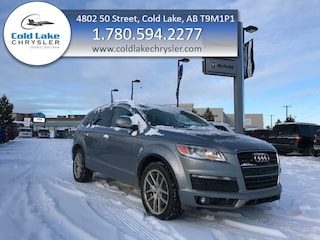 Pre-owned 2009 Audi Q7 4.2 (Tiptronic) SUV for sale in Cold Lake AB