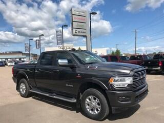 New 2019 Ram 3500 Laramie Truck Crew Cab 3C63R3EL2KG573334 N19-105 for sale in Cold Lake AB