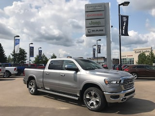 New 2019 Ram All-New 1500 Laramie Truck Crew Cab 1C6SRFRT8KN520961 19-064 for sale in Cold Lake AB
