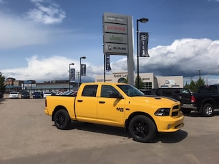 New 2019 Ram 1500 Classic Express Truck Crew Cab 1C6RR7KT7KS648947 N19-075 for sale in Cold Lake AB
