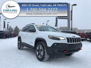 Pre-owned 2019 Jeep New Cherokee Trailhawk 4x4 SUV for sale in Cold Lake AB
