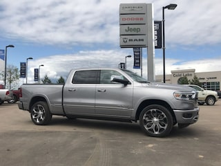 New 2019 Ram All-New 1500 Limited Truck Crew Cab 1C6SRFPT1KN515782 N19-177 for sale in Cold Lake AB