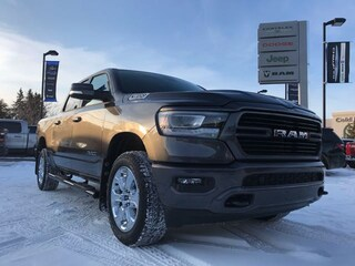 New 2020 Ram 1500 Big Horn Truck Crew Cab 1C6SRFFT2LN227403 N20-038 for sale in Cold Lake AB
