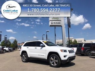 Pre-owned 2015 Jeep Grand Cherokee Limited SUV for sale in Cold Lake AB