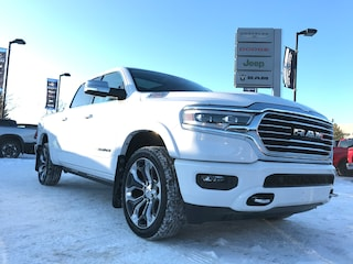 New 2020 Ram 1500 Longhorn Truck Crew Cab 1C6SRFKM2LN205318 N20-027 for sale in Cold Lake AB
